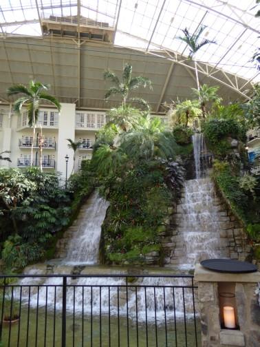 A1_Indoor Waterfall