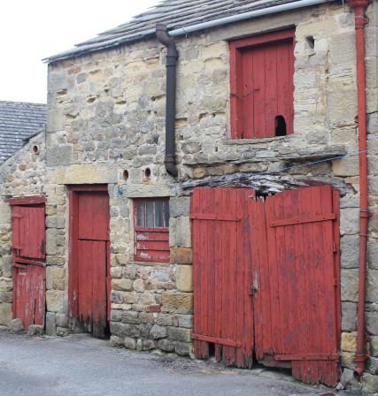 A3_Red Doors