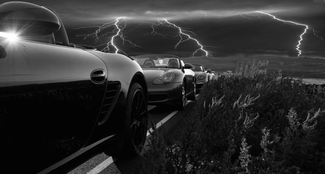 C_porsche lightning
