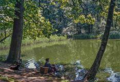 9.Gone Fishing